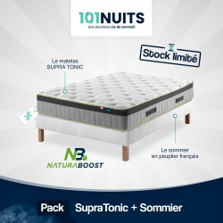 Pack Sommiers/Supratonic...